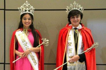 En la madrugada se coronaron los nuevos Reyes de los Estudiantes de Concordia
