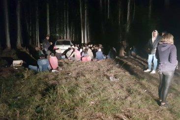 Evalúan el embargo de una quinta entrerriana donde se hizo una fiesta clandestina