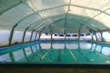 El Club Salto Grande retoma las actividades de natación