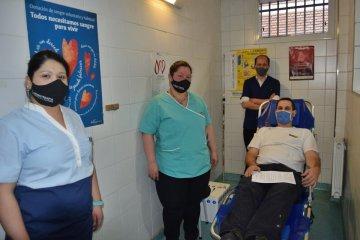 El hospital Masvernat testea a cuatro nuevos posibles donantes de plasma