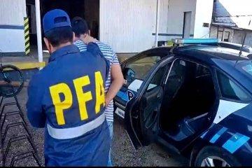 Policía Federal desarticuló una banda dedicada el narcomenudeo en Concordia