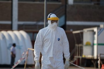 Concordia ya contabiliza 321 casos activos de Coronavirus
