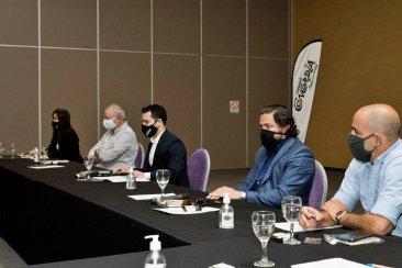 La Secretaría de Turismo se reunió con la nueva comisión de la Asociación Hotelera y surgieron novedades para el sector