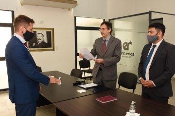 Juraron los nuevos integrantes del Consejo de la Magistratura de Entre Ríos