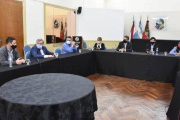 El Intendente y el Ministerio Público Fiscal firmaron un convenio para ampliar el acceso del botón antipánico