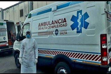 COVID: El paramédico concordiense que estuvo en Salta contó su experiencia tras vivir situaciones angustiantes