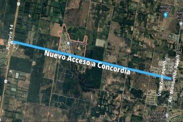 Desde CAFESG brindaron detalles de cómo será el nuevo ingreso que unirá ruta 14 con Monseñor Rosch