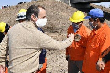 """""""La obra pública tiene un rol fundamental en la recuperación de la economía"""