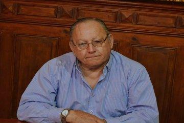 El intendente de Gualeguay debió ser derivado a Buenos Aires y su estado es reservado