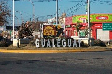 Gualeguay fue declarada como zona de transmisión comunitaria sostenida de Covid