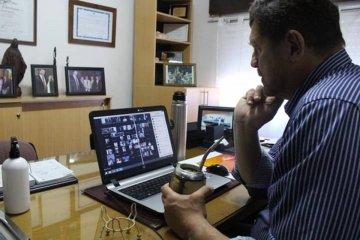 El senador Armando Gay confirmó que es positivo de COVID