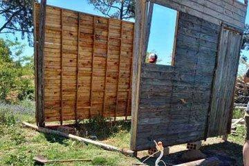 Se frenó una usurpación de terrenos en zona de Pampa Soler