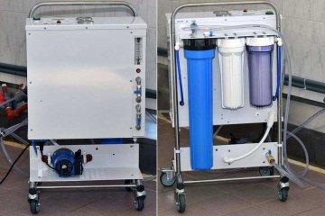 El hospital Masvernat recibió equipamiento para tratamientos de diálisis
