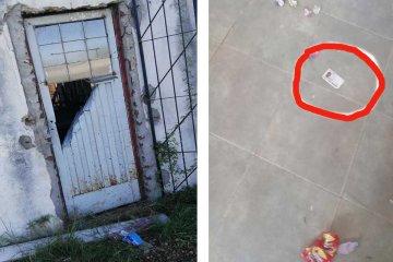 INSÓLITO: El malviviente que robó en el Club Defensores del Nébel dejó su DNI en el lugar del hecho