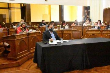 En el Concejo Deliberante se destacó la importancia de la transferencia de los excedentes de Salto Grande
