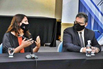 La fiscal Minatta alertó sobre el endurecimiento de penas y habló de la fiesta en el barrio Lezca