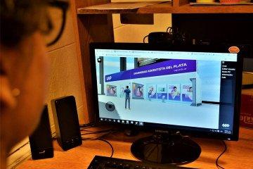 Miles de personas ya han visitado la feria virtual de carreras del Instituto Becario
