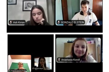 Cuatro alumnos concordienses participaron en dos grandes eventos educativos internacionales