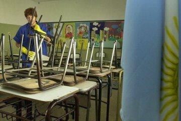 840 escuelas entrerrianas recibirán fondos para para adquirir insumos preventivos de COVID