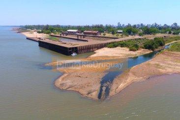 """CTM advierte que el río Uruguay tendrá un rápido repunte sobre el puerto Concordia debido a """"una emergencia"""""""