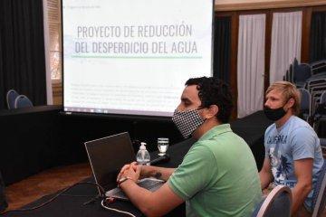 Estudiantes de la UTN promueven el uso consciente y responsable del agua