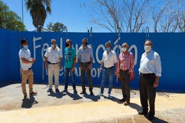 En el Día del Termalismo Federación reabrió su complejo termal tras ocho meses de cierre
