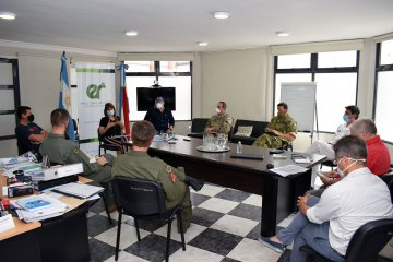Entre Ríos define la logística del plan de vacunación contra el Covid 19