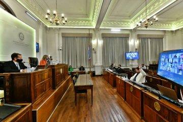 El Senado aprobó el proyecto de ley que regula la matrícula de la abogacía entrerriana