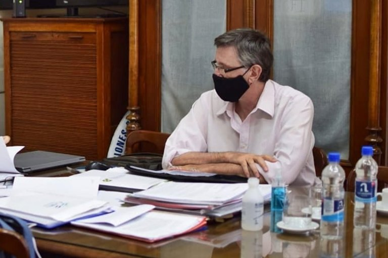 Loggio afirmó que 2021 Entre Ríos tendrá un presupuesto para financiar el crecimiento