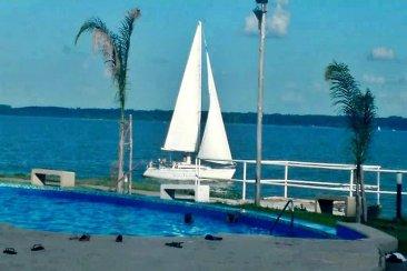 Las termas del Ayuí y Punta Viracho suman un nuevo atractivo para este verano