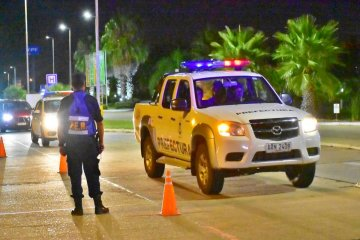 Ciudad de la costa del Uruguay anticipó que el lunes regresan las restricciones nocturnas