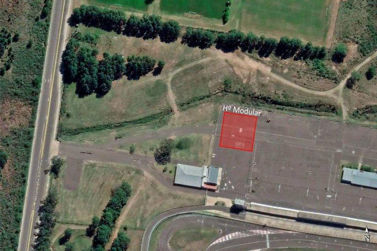 Definieron dónde estará ubicado el hospital modular en Concordia.