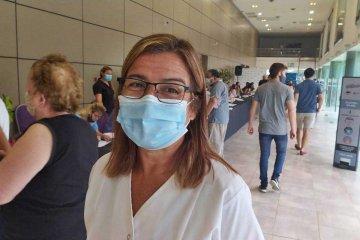 COVID: Se está vacunando en el departamento Concordia y adelantan detalles de la jornada del martes