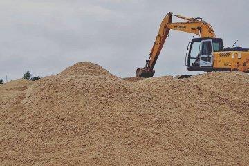 Se cumple una semana de paro contra empresa que provee arena entrerriana para fracking