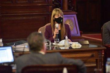 Los diputados opositores remarcan que la ministra no dio precisiones sobre la vacunación a funcionarios