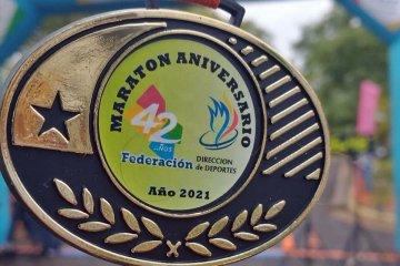 Dos concordienses se quedaron con los podios de la maratón de Federación