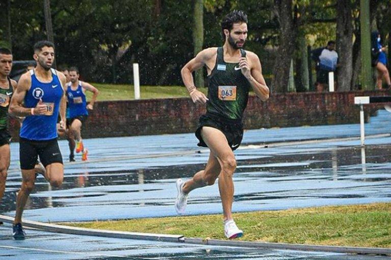 Federico Bruno nuevamente en la pista de Concepción del Uruguay