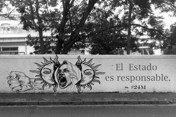 Los impulsores del mural en la Normal afirman que presentaron el proyecto a la escuela y a Educación