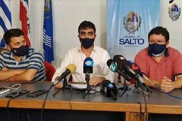COVID: En Salto no paran los contagios y además de escuelas cierran termas, hoteles, gimnasios y todo el paseo costero