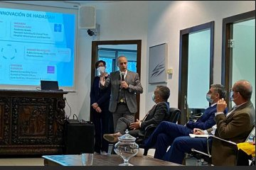 Embajadores latinoamericanos en Israel crean un Foro Internacional de Salud
