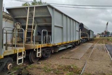 Descarriló un tren obstaculizando el tránsito en zona de la costanera