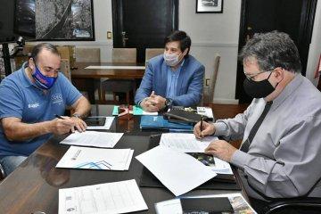 Avanza la puesta en marcha de la construcción del Parque Vial de Concordia
