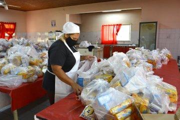 Garantizarán la asistencia alimentaria de niños, niñas y adolescentes entrerrianos