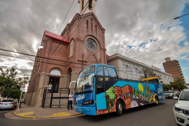 ¿Se viene un circuito turístico religioso en Concordia?