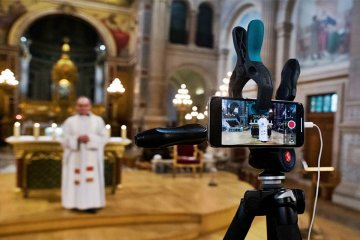 COVID: Explican cómo se están llevando adelante los oficios religiosos en las parroquias de Concordia