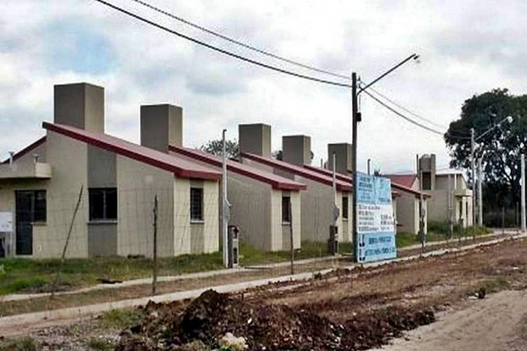 400 casas se construirán en Concordia, mediante el plan de Nación.