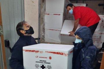 Este viernes llegaron a Entre Ríos más de 14 mil nuevas dosis de vacunas