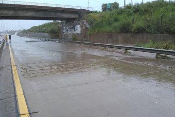 Debido a las condiciones climáticas el tránsito es asistido en rutas provinciales