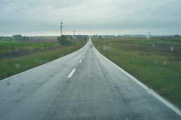 Tras las lluvias recomiendan no circular por los caminos y rutas secundarias del departamento Concordia