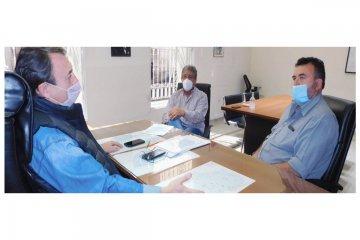 Representantes de IAPV y UOCRA analizaron sobre las más de dos mil viviendas que se construirán en la provincia